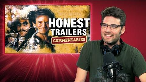 Honest Trailers Commentary - Hook