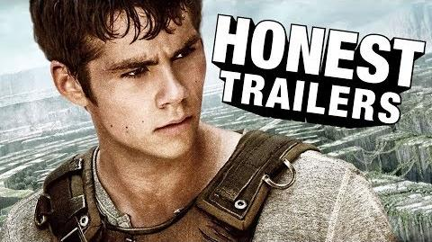 Honest Trailer - The Maze Runner