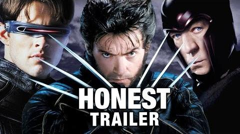 Honest Trailer - The X-Men Trilogy