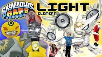 Skylanders Raps LIGHT Element Song (Trap Team Music Video)-2