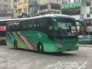 RR3480 Sheung Shui to Sha Tau Kok 20-08-2019
