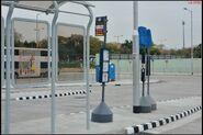 Kiu Cheong Road East PTI K75 alight only 20150301