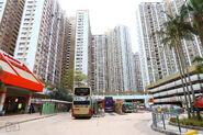 Lok Wah Estate Bus Terminus 201801 Bus -3