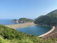 East Dam of High Island Reservior 22-08-2020