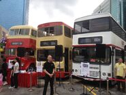 Bus show KMB B-day@83 2