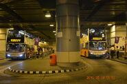 NWFB X797 Tiu Keng Leng Station
