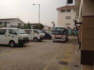 Block C Staff Carpark bus stop