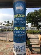 DBTSL DB03P and DB03R to DB Plaza small banner
