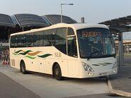 MN119 NLB A35 in HZMB Hong Kong Port 10-05-2019
