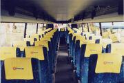 CTB Volvo B12 upper decker seats