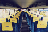CTB Volvo B12 upper decker seats