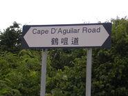 Cape D'Aguilar Road