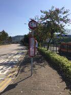 Pak Shek Kok Stop(Chong San Road) 20141230 1