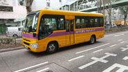 School Private Light Bus VG3404
