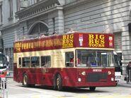 Bigbus Dominator Kowloon Route