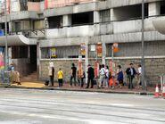 Bo Fung Gardens bus stop----(2013 10)
