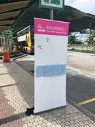 Free MTR Shuttle Bus S1A alighting point in Ocean Park