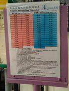 NR765 timetable 20160102