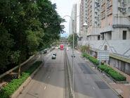 San Wan Road near Cheungwah1 20180418