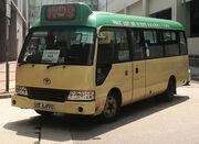 050019 ToyotacoasterUB6490,NT44A