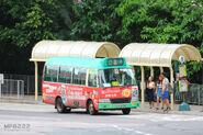Ho Man Tin Bus Terminus GMB stop 20170716