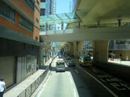 Wong Chuk Hang Road near NLSR 20180502