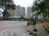 蓬瀛仙館停車場