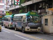 KNGMB 6A Man Tai Street temporary terminus