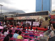 Ceremony KMB B-day@83