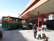 Huanggang Port 2011 arrival 2