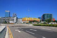 Shing Kai Road Muk Tai Street Section