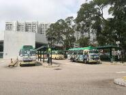 MinibusDA9137,MinibusUY7900,ToyotacoasterVY3707,ToyotacoasterWL6842 at the Wonderland villas minibus terminals