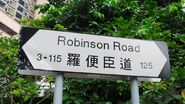 Robinson Sign