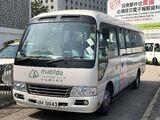 明德國際醫院穿梭巴士