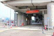 Cruise Terminal Enterance