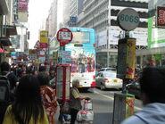 Mong Kok Station Nathan Road 20120317 6