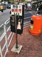 Wan Chai to Tsuen Wan minibus stop