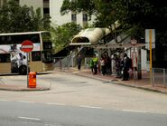 Shek Wai Kok Bus Terminus---(2014 03)