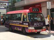 KE290 Aberdeen to Shek Pai Wan 07-06-2019