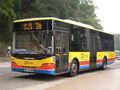 Citybus Youngman JNP6105GR 1824 RP9796