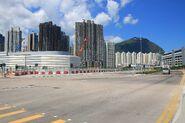 Shing Kai Road Junction Muk Tai Street