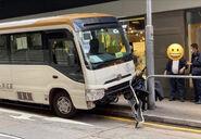 HR49 VX4462 accident