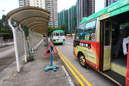Ho Man Tin Estate Public Transport Interchange GMB8 201707