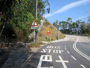 Shek Pik Au WWO Access Road N 20191209