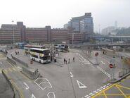 Hung Hom Station from footbridge