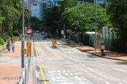 Renfrew Road and Hong Kong Baptist University 201707