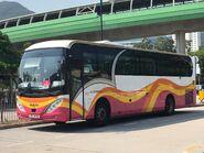 Kwoon Chung Bus VX4741 MTR Free Shuttle Bus S1A 01-10-2019