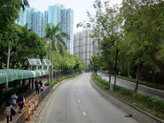 Pak Wo Road near Fanling Station 20180404