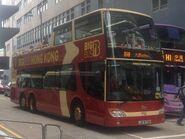 13 Big Bus Blue route 15-04-2017
