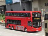 富豪B8L/九巴/AVBML